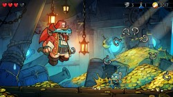 Screenshot for Wonder Boy: The Dragon