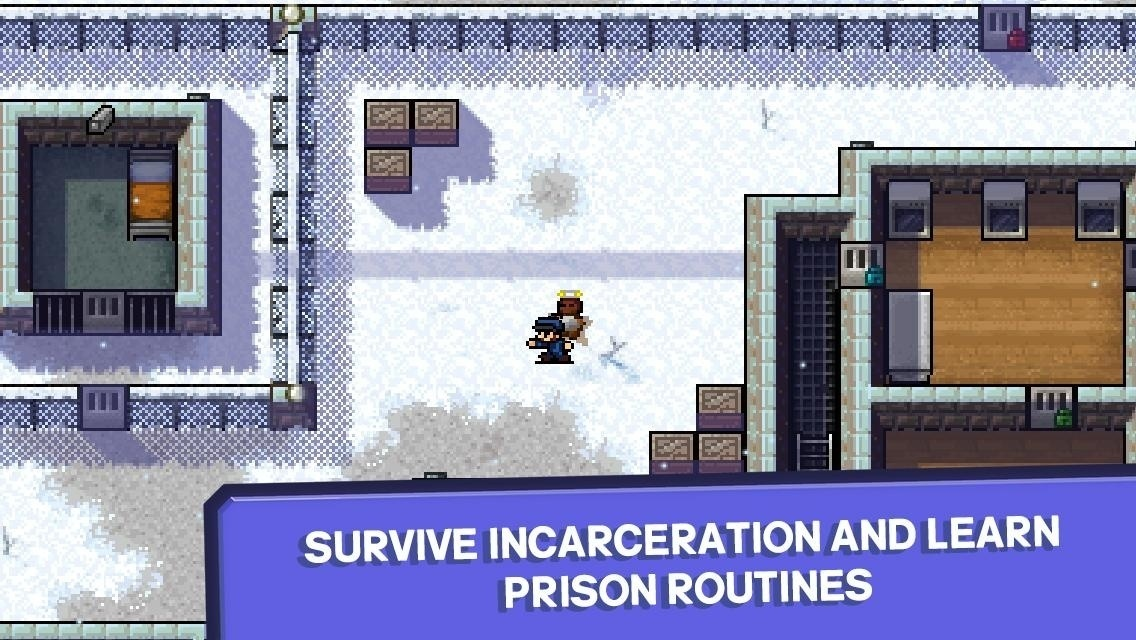 Screenshot for The Escapists on iOS