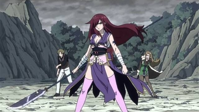 Image for Anime Review: Fairy Tail Part 13 (Lights, Camera, Action!)