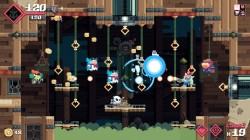 Screenshot for Flinthook - click to enlarge