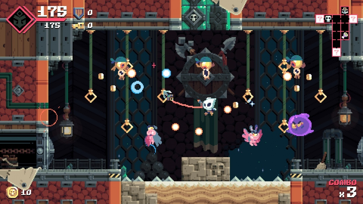 Screenshot for Flinthook on Nintendo Switch