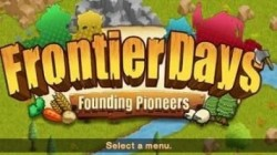 Screenshot for Frontier Days: Founding Pioneers - click to enlarge