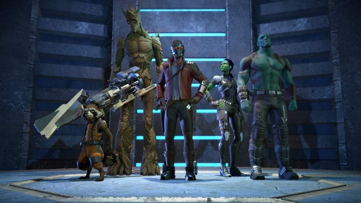 Screenshot for Marvel's Guardians of the Galaxy: The Telltale Series - Episode Two: Under Pressure on PC