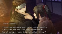 Screenshot for Hakuoki: Kyoto Winds - click to enlarge