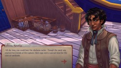 Screenshot for Herald: An Interactive Period Drama - Book I & II - click to enlarge
