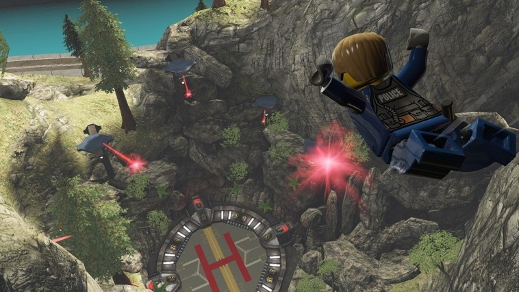 Screenshot for LEGO City Undercover on PC