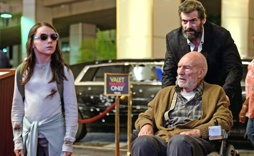 Image for Movie Review: Logan (Lights, Camera, Action!)