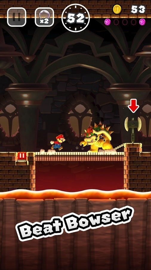 Screenshot for Super Mario Run on Android