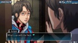 Screenshot for Zero Escape: The Nonary Games - click to enlarge
