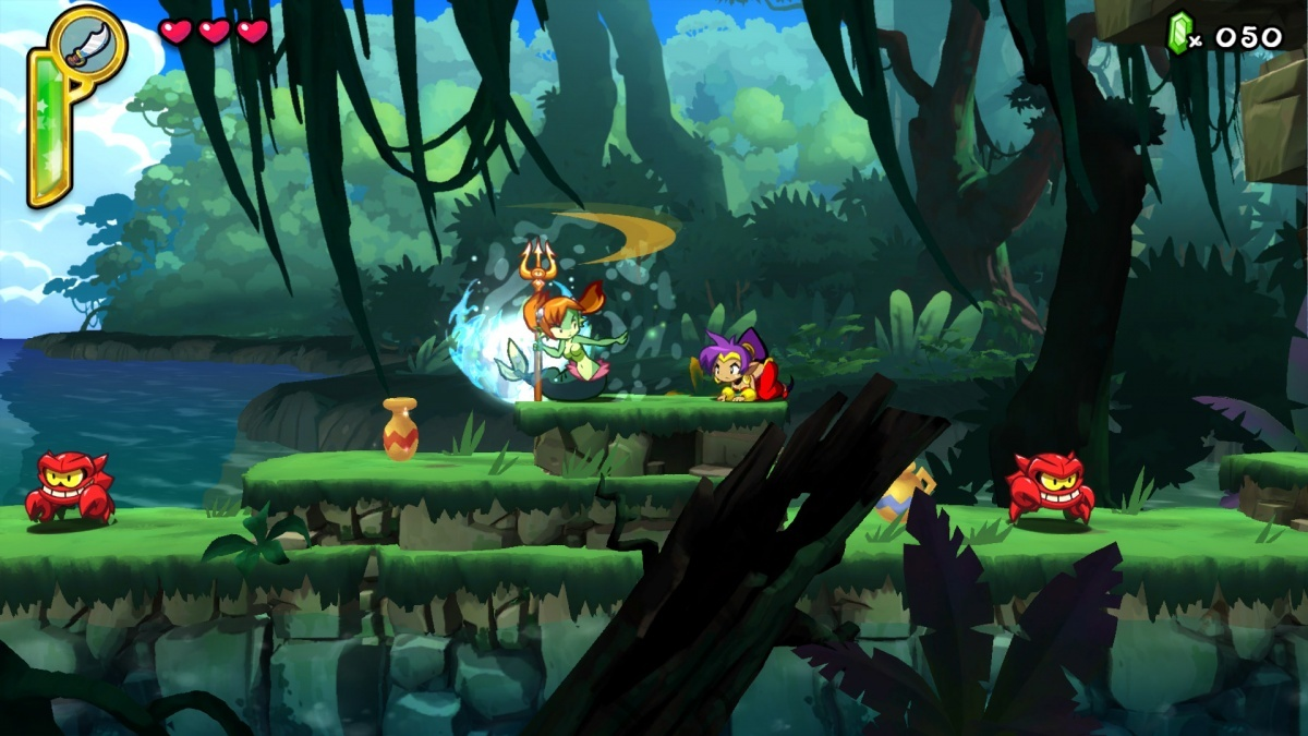 Screenshot for Shantae: Half-Genie Hero on Xbox One
