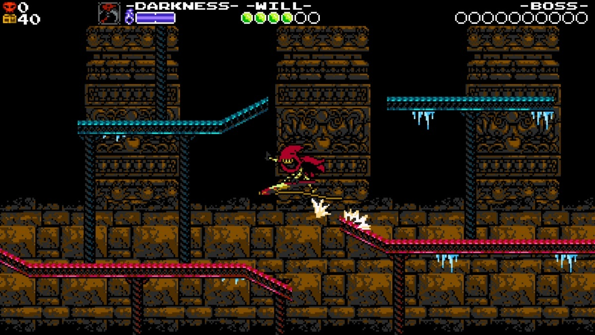 Screenshot for Shovel Knight: Specter of Torment on PC
