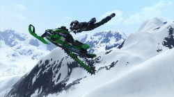 Screenshot for Snow Moto Racing Freedom - click to enlarge