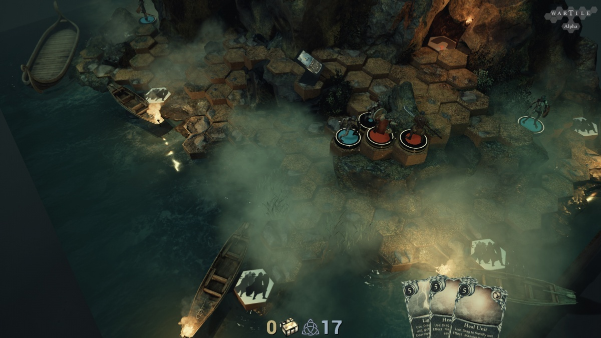 Screenshot for Wartile on PC