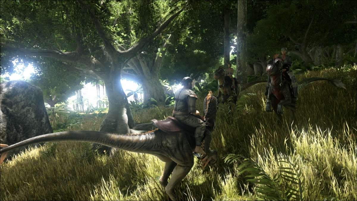 Screenshot for ARK: Survival Evolved on PC