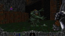 Screenshot for HeXen: Beyond Heretic - click to enlarge