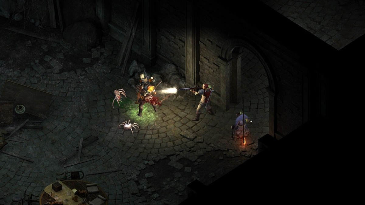 Screenshot for Pillars of Eternity: Complete Edition on Xbox One