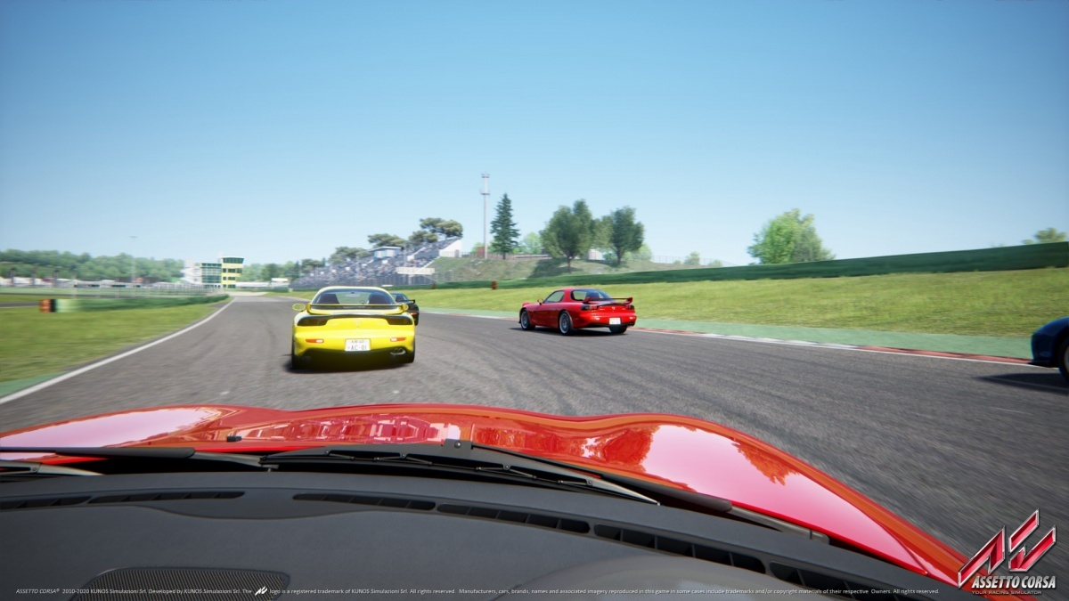 Screenshot for Assetto Corsa: Japanese Pack on PlayStation 4