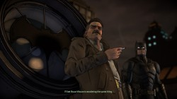 Screenshot for Batman: The Enemy Within - Episode 1: The Enigma - click to enlarge