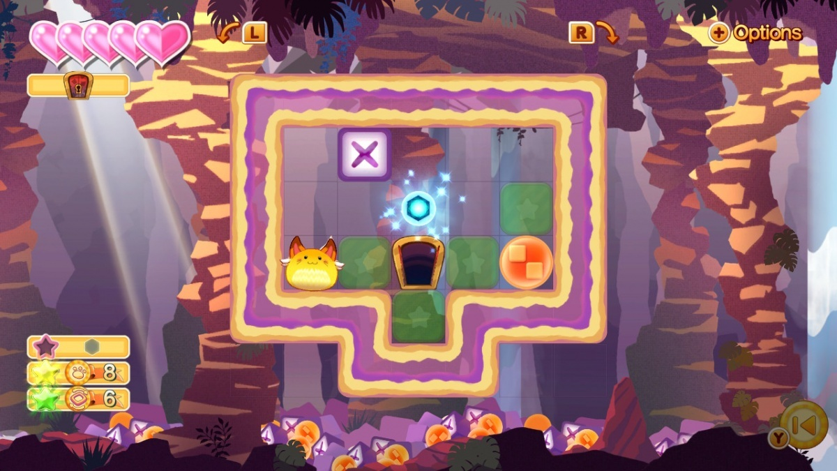 Screenshot for Puzzle Adventure Blockle on Nintendo Switch