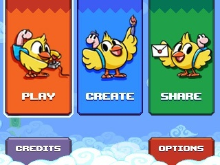 Screenshot for Chicken Wiggle on Nintendo 3DS