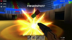 Screenshot for Cube Life: Pixel Action Heroes - click to enlarge