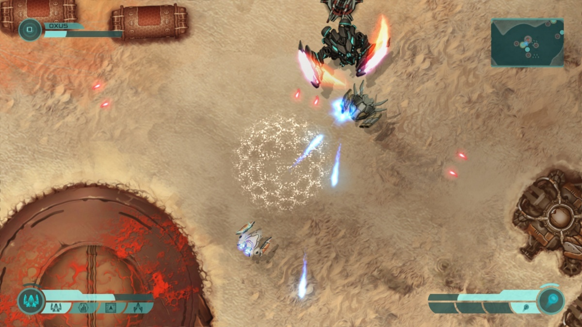 Screenshot for Defenders of Ekron on PC