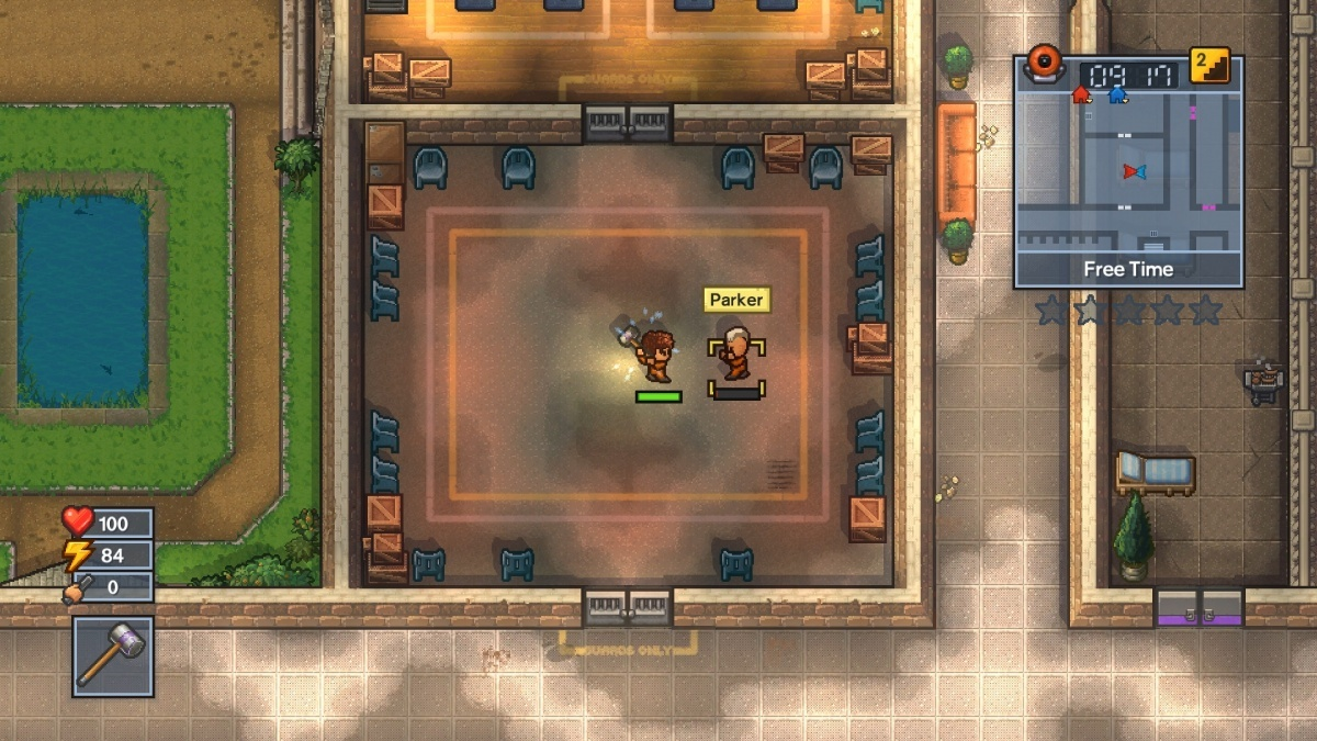 Screenshot for The Escapists 2 on PC