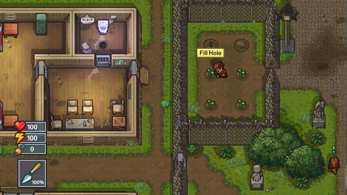 Screenshot for The Escapists 2 on PlayStation 4
