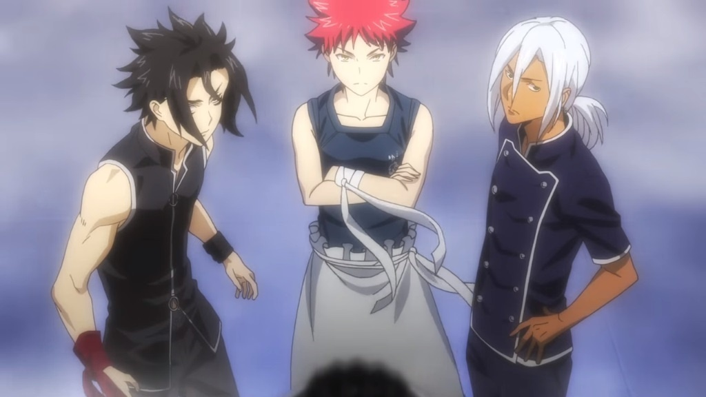 Image for Anime Review: Food Wars! (Lights, Camera, Action!)