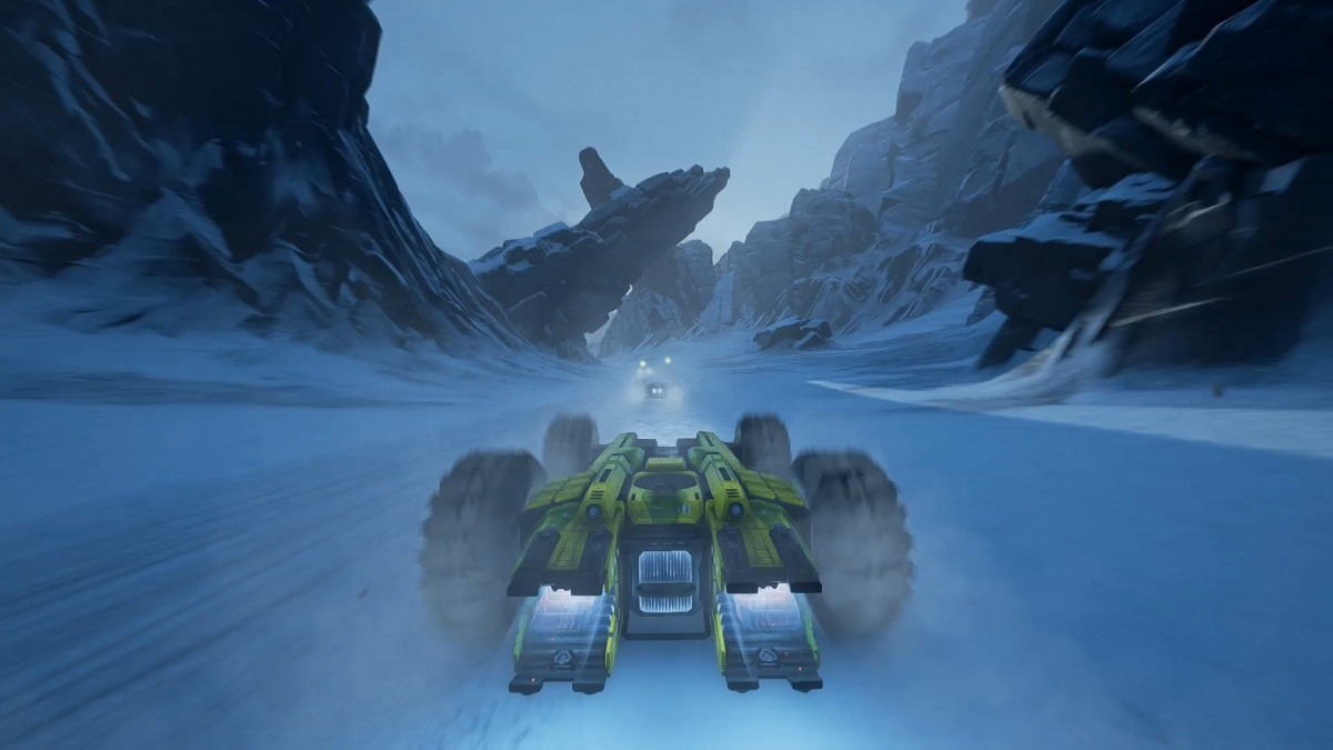 Screenshot for GRIP on PC