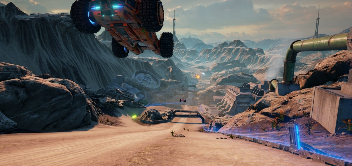 Screenshot for GRIP: Combat Racing on PC