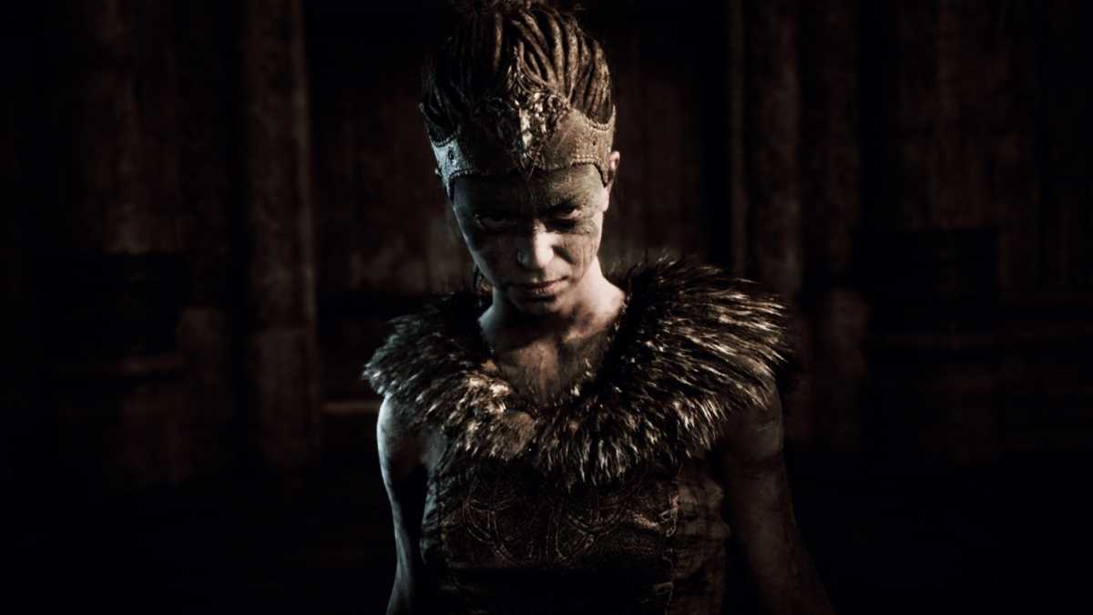 Screenshot for Hellblade: Senua's Sacrifice on PlayStation 4