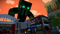 Screenshot for Minecraft: Story Mode Season Two - Episode 2: Giant Consequences - click to enlarge