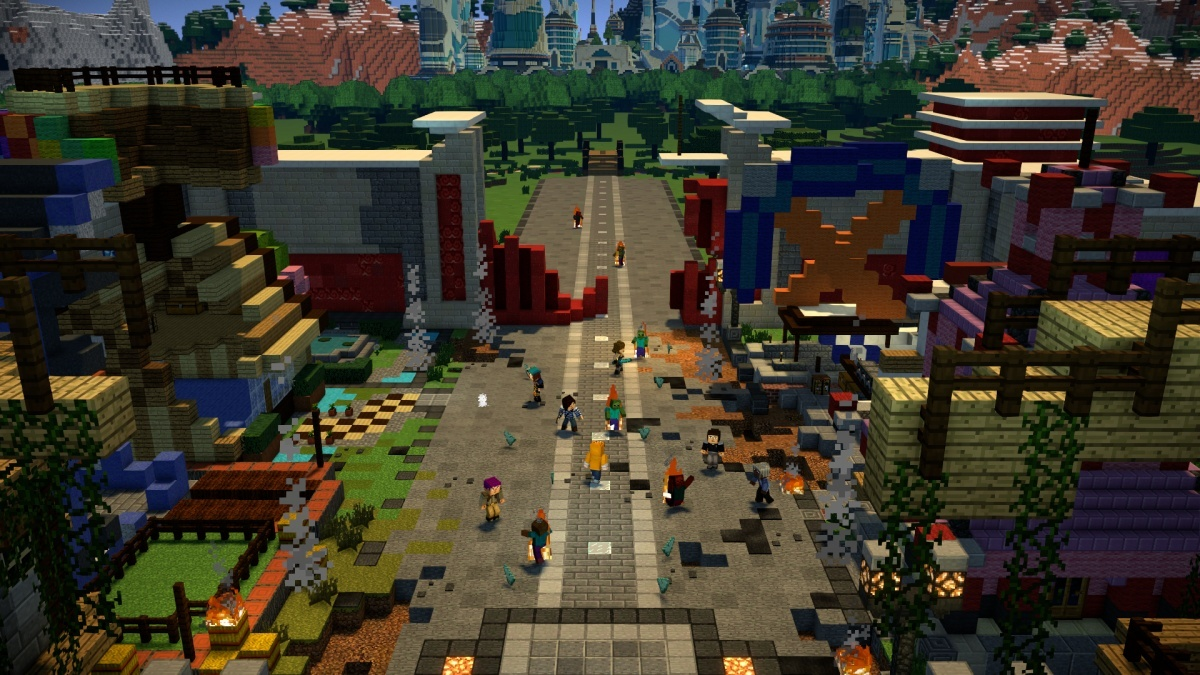 Minecraft: Story Mode Season Two - Episode 2: Giant