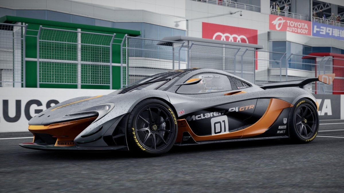Screenshot for Project CARS 2 on PC