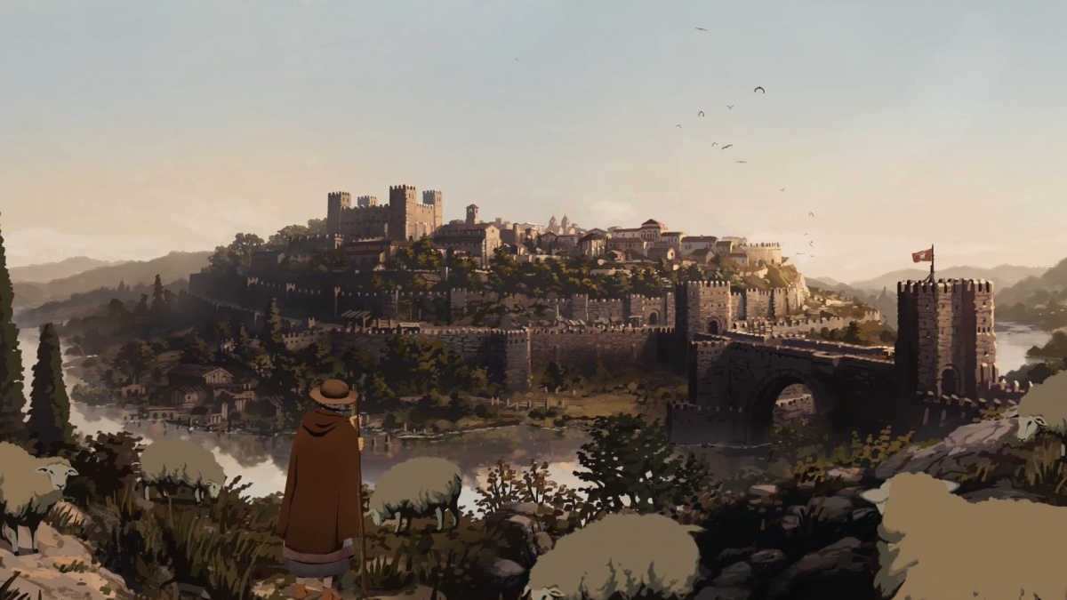 Screenshot for Ken Follett's The Pillars of the Earth on PC