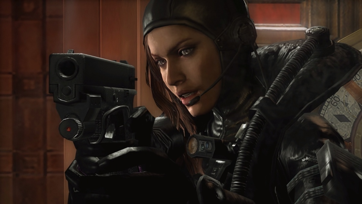 Screenshot for Resident Evil: Revelations on PlayStation 4