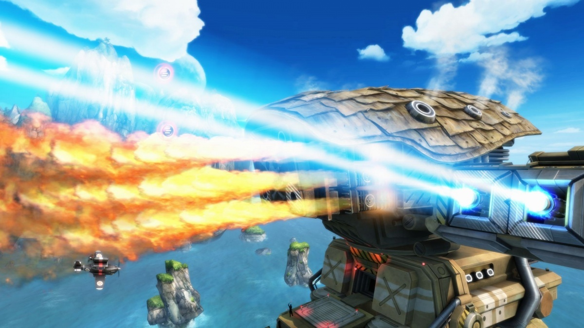 Screenshot for Sine Mora EX on PlayStation 4