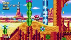 Screenshot for Sonic Mania - click to enlarge