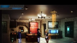 Screenshot for Technobabylon - click to enlarge