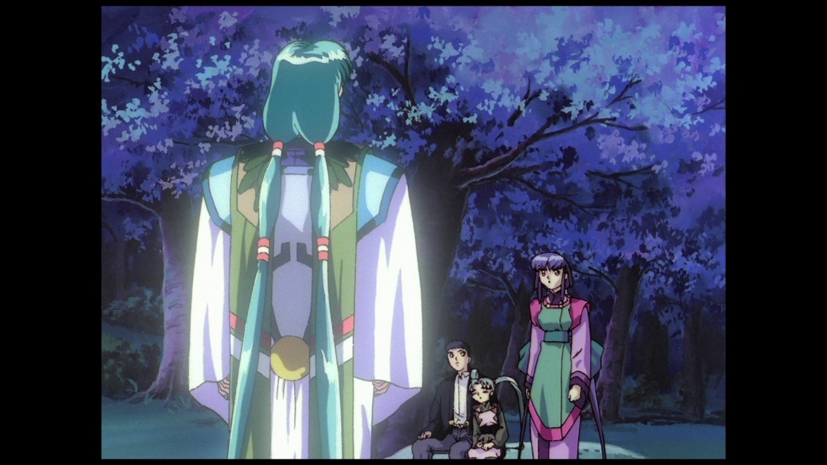 Image for Anime Review: Tenchi Muyo OVA Collector