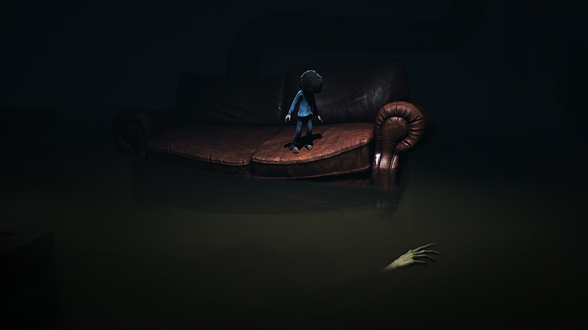 Screenshot for Little Nightmares: The Depths on PlayStation 4
