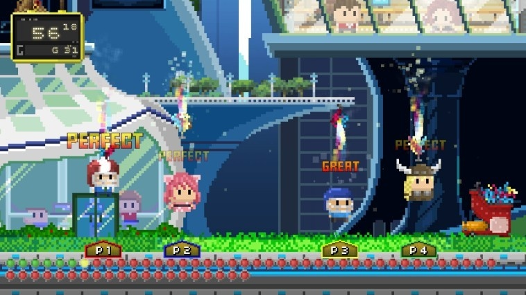 Screenshot for Ultra Hyperball on Nintendo Switch
