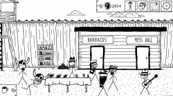 Screenshot for West of Loathing - click to enlarge