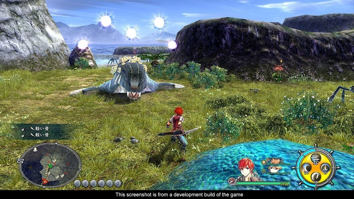 Screenshot for Ys VIII: Lacrimosa of Dana on PlayStation 4