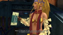 Screenshot for Final Fantasy X-2: International + Last Mission - click to enlarge