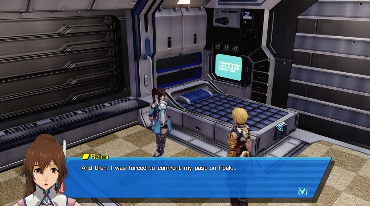 Screenshot for Star Ocean: The Last Hope on PlayStation 4
