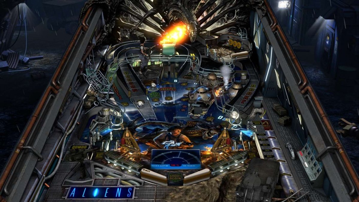 Pinball FX3: Aliens vs  Pinball (Nintendo Switch) Review
