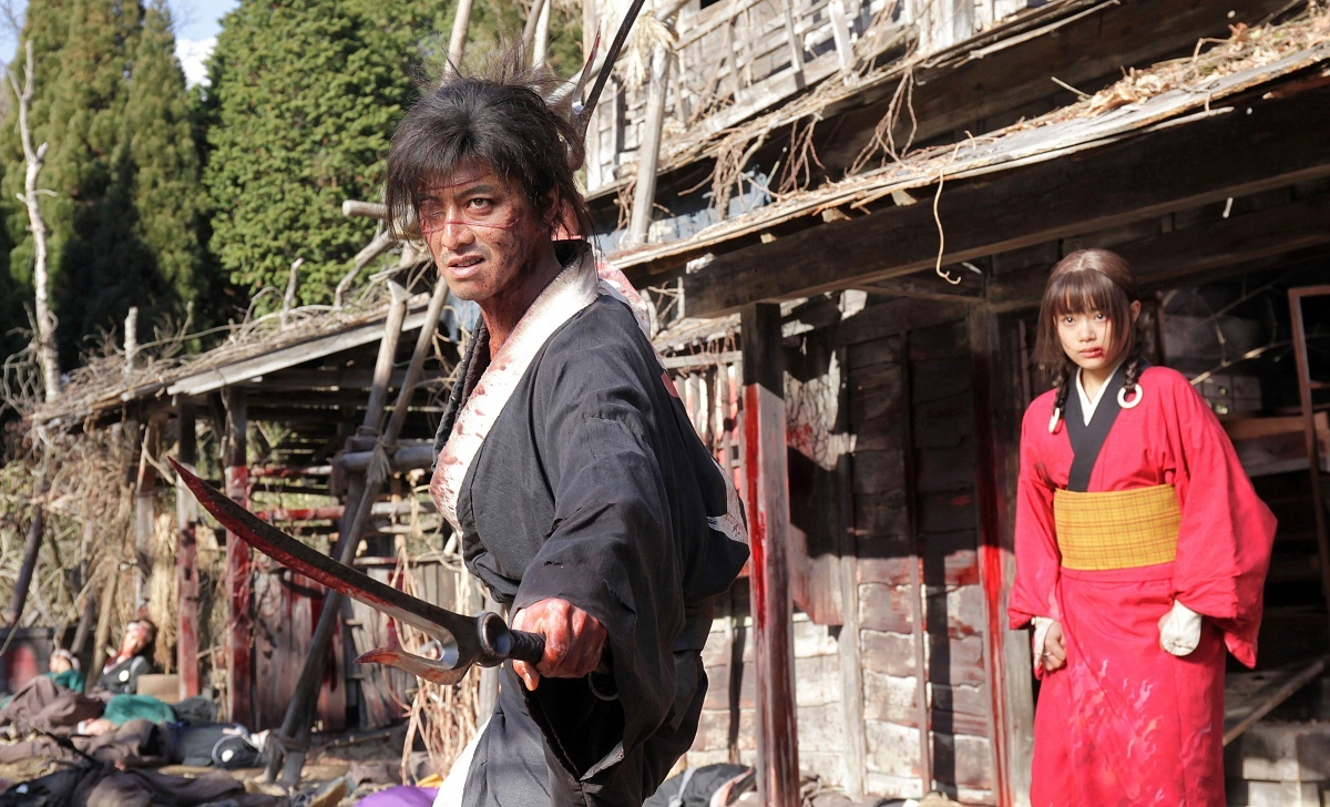 Image for Movie Review: Blade of the Immortal