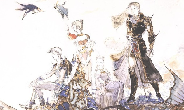 Image for Final Fantasy 30th Anniversary: Top 10 Final Fantasy Games